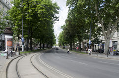 Ringstrasse, Vienna Royalty Free Stock Image