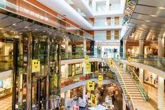 Ringstrassen-Galerien Shopping Center In Vienna Stock Image