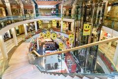 Ringstrassen-Galerien Shopping Center In Vienna Royalty Free Stock Images