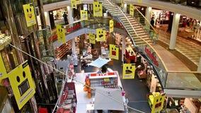 Ringstrassen-Galerien Shopping Center In Vienna stock video