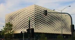 Ringwood图书馆和委员会大厦 免版税库存图片