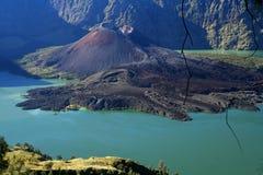 rinjani de gunung Photo libre de droits