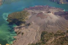 Rinjani Mount Lombok Indonesia Stock Images