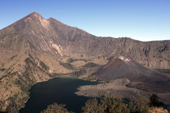 Rinjani  National Park Royalty Free Stock Images