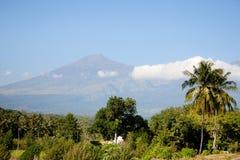 Rinjani volcano Stock Images