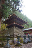 Rinno-ji Buddhist temple in Nikko Stock Photo