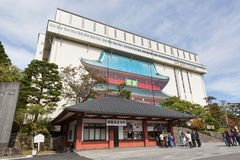 Rinnoji temple in Nikko Royalty Free Stock Photo