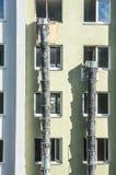 Rinnovamento del condominio Immagini Stock