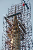Rinnovamento della moschea Fotografia Stock Libera da Diritti