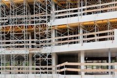 Rinnovamento e riparazione della costruzione della Camera Immagine Stock Libera da Diritti