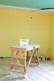 rinnovamento interno domestico Fotografia Stock Libera da Diritti