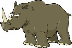 Rinoceronte Imagenes de archivo