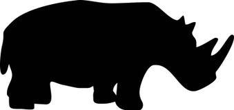 Rinocerous stock de ilustración
