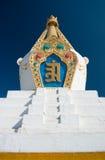 Rinpoche 03 di Datsan Fotografie Stock Libere da Diritti