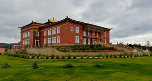 Rinpoche Bagsha Datsan Monastery in Ulan-Ude, Russia Royalty Free Stock Images