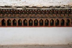 Rinpung Dzong - Paro - Бутан (9) Стоковое Фото