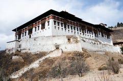 Rinpung Dzong - Paro - Bhutan. Rinpung Dzong in Paro - Bhutan Stock Images