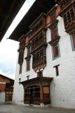 Rinpung Dzong - Paro - il Bhutan (8) Fotografia Stock Libera da Diritti