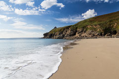 Rinsey Beach Cornwall England Royalty Free Stock Images