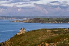Rinsey klippor Arkivbilder