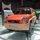Rinspeed BamBoo World Premiere - Geneva 2011 Royalty Free Stock Image
