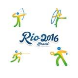 Rio 2016 Obraz Stock