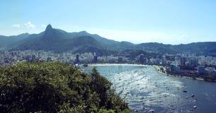 Rio aerial view Stock Photos