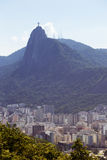 Rio aerial view Stock Image