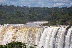 Rio Aguazu överman Arkivfoton