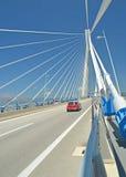 Rio antirio bridge Stock Image