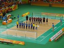 Rio 2016 - a arena faz Futuro Foto de Stock