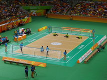 Rio 2016 - Arena tun Futuro Lizenzfreies Stockbild