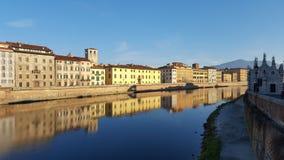 Rio Arno Fotos de Stock Royalty Free