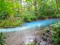 Rio Azul Imagens de Stock