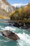 Rio Azure imagens de stock
