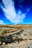 Rio Barrancoso landscape Stock Photo