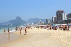 Rio Beach stock foto