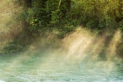 Rio Blanco National Park Belize Royalty Free Stock Photo