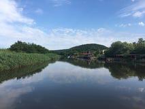 rio bonito do riva Imagem de Stock