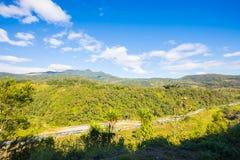 Rio Boquete Panama Fotografering för Bildbyråer