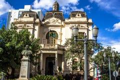Rio Branco pałac fotografia royalty free