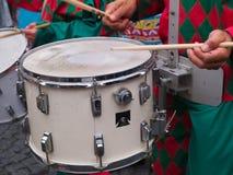 Rio Brasil Samba Cranival music Stock Photography