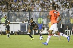 Rio, Brasilien - 14. November 2018: Kelvin-Spieler im Match zwischen Vasco und Atletico-PR durch die brasilianische Meisterschaft lizenzfreies stockfoto