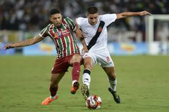 Carioca Championship 2018 Stock Photos