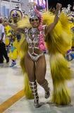 Carnival 2019 Inocentes de Belford Roxo. Rio, Brazil - march 01, 2019: Inocentes de Belford Roxo during the Carnival Samba School Carnival RJ 2019, at Sambodromo royalty free stock photos