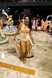 Carnival 2019 Santa Cruz stock image