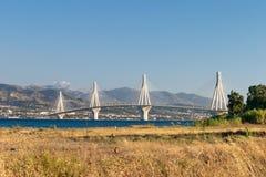 Rio bridge Royalty Free Stock Photography