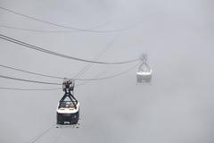 Rio cable car Stock Photos