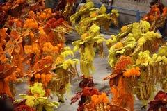 Rio Carnaval Royalty-vrije Stock Fotografie