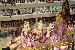 Rio Carnival Stock Photography